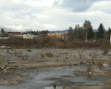 Pozemok na priemyselnú výstavbu - Sabinov