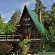 Záhradná chata 40m2, pôvodný stav