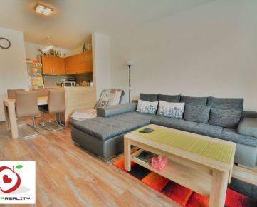 TRNAVA REALITY - 3 izb. byt s balkónom a park. miestom v objekte ŠTAJNERKA v meste Trnava - Tulipán