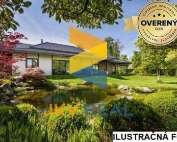 Luxusný dom s nádhernou zahradou v najlepšej lokalite Piešťan