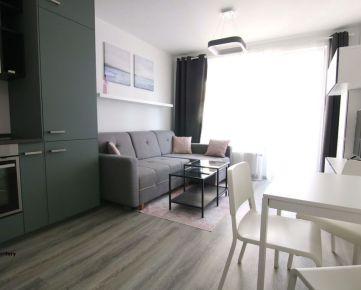 Na prenájom krásny nový 2 izbový byt v novostavbe časti Arboria v Trnave.