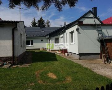 4 izbový rodinný dom s veľkým pozemkom v Marianke