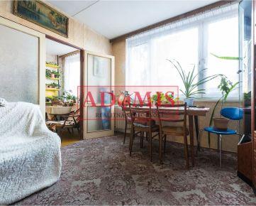 REZERVOVANÉ: ADOMIS - ponúkame na predaj - 3-izbový byt, pražský typ, Košice - Terasa, Michalovská ulica