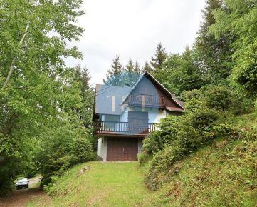 Rozprávková chata uprostred hôr v lyžiarskom stredisku Kokava - Línia