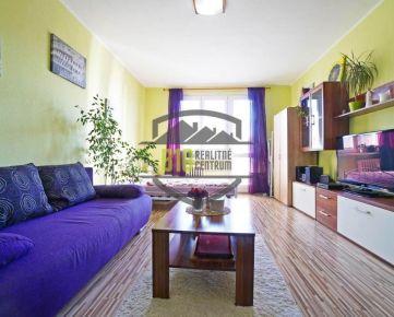 PREROBENÝ 1i byt s balkónom - 43 m2