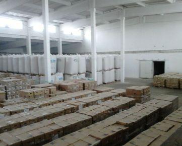 Predaj skladovej haly 3.623 m2 v Rači