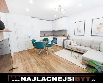 Najlacnejsibyt.sk: BA IV - Studenohorská ul., krásny, zrekonštruovaný a zariadený 3i byt