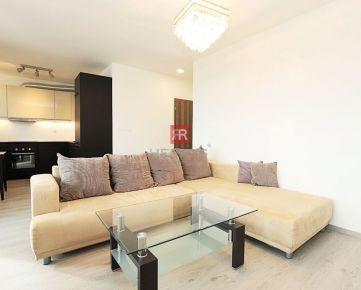 HERRYS - Na prenájom úplne nový priestranný 2 izbový byt v novostavbe Seberíniho v Ružinove