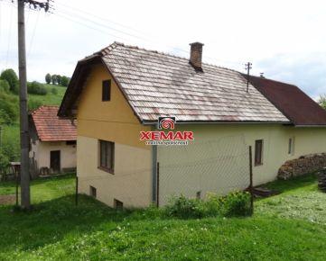 Na predaj rodinný dom v Korytárkach vhodný na chalupu