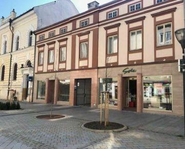 RK DOLCAN dá do prenájmu obchodné priestory na pešej zóne Nitra