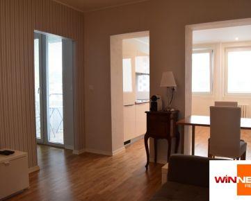 REZERVOVANÉ. Exkluzívne predaj 2- izb.byt + loggia; tehla; Drotárska cesta, Bratislava I.  – Staré Mesto; kompl. rek.