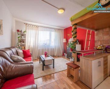 REZERVOVANÉ, 1 izbový byt, Prostejovská ulica, Prešov, Sídlisko 3