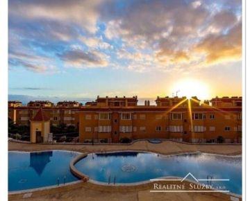Luxusný 3 izbový apartmán na ostrove Tenerife