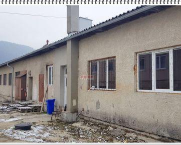 ID 2463  Prenájom: sklad / výroba 800 + 700 m2
