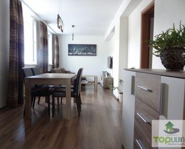 """TOP Living: PREDANÉ: predaj 2-izb. útulný byt v novostavbe """"Tri kocky"""" Námestie Ludvíka Svobodu Banská Bystrica"""