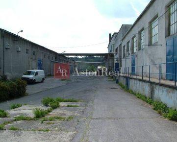 Prenájom priemyselného areálu v Krupine, 3000 m2
