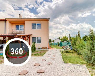 AXIS REAL:: 5-izb. RD, 240 m2, PODPIVNIČENÝ, Šamorín, Hrušovská