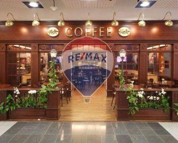Odstúpenie kaviarne ZOC MAX *nová CENA*