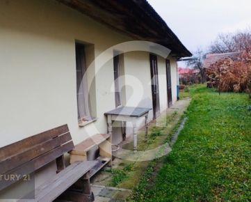 Predaj starší dom Ivánka pri Nitre s pozemkom 875m2