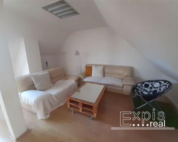 PRENÁJOM  5 izb bytu mezonet s výhľadom na hrad Staré Mesto EXPIS REAL
