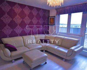 Výnimočný 4-izbový byt pre výnimočného klienta, 103m2, Trnava, Arbória