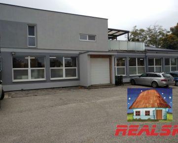 Objekt pre výrobu a obchod v obci Hájske pri Nitre na predaj