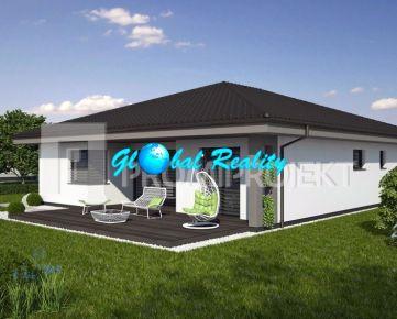 Kvalitná stavba bungalovu v obci Košeca na predaj, holodom, pozemok 604 m2