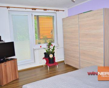 Predaj, 1 izbový byt s nádherným výhľadom, Hlboká, Nitra – Čermáň, exkluzívne Winners