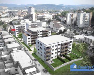 NA PRENÁJOM, novostavba - 3 izbový byt, terasa, balkon, garáž, Olbrachtova ul., Trenčín