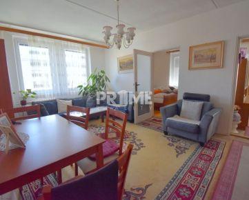 Pekný 3i byt, BALKÓN, RAČIANSKE MÝTO, Račianska ulica, Nové Mesto