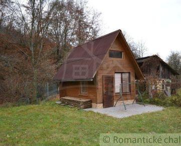 Pozemok s chatkou 9km od Svidníka- Krajné Čierno