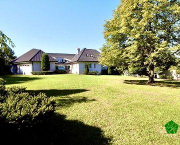 Luxusný RD s bazénom, saunou, garážou, veľkou záhradou, BA IV. Záhorská Bystrica, Strmý vŕšok