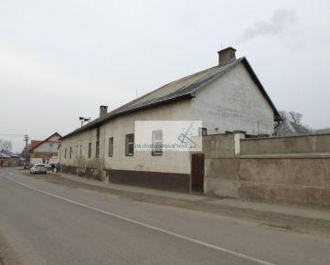 Dražba pekárne v obci Turňa nad Bodvou.