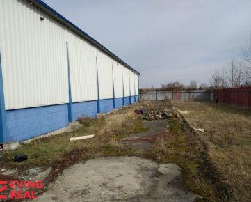 Pozemok - odstavná plocha, uskladnenie paliet 640  m2  - Bojnická ul.