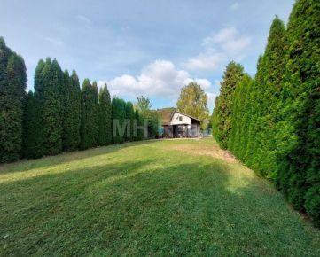 BANKOV Košice - Sever murovaná chata na rovinatom pozemku v OV, vyhľadávaná lokalita
