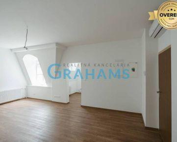 GRAHAMS-PREDAJ 1izb. byt, Gunduličova, Staré Mesto