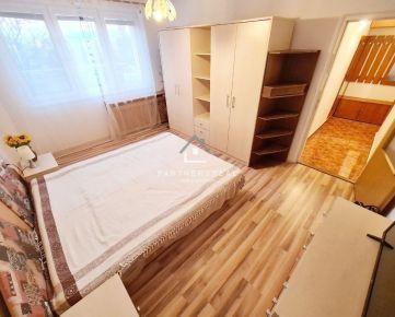 VÄČŠÍ 2-izb byt (53 m2) / ul. Slobody - Popradská / KE-Západ