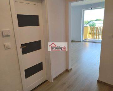 1 izbový byt s balkónom v NOVOSTAVBE, garážové státie, Trnava