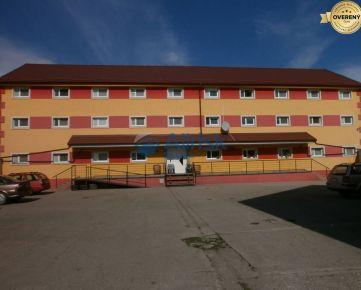 Predaj zabehnutého penziónu - ubytovne v obci Horné Saliby