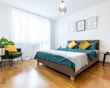 4-izbový byt vznikol z 2 bytov, predaj, 96 m2 + 2 balkóny