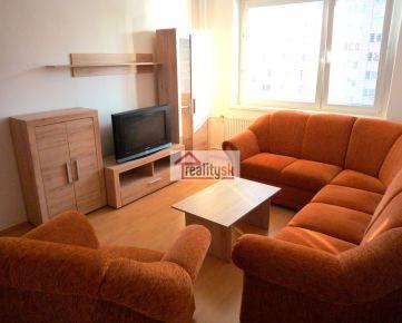 Prenájom 2-izbový byt - Ružinov