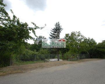 Predáme pozemok v Záhorskej Bystrici v Záhradkárskej oblasti