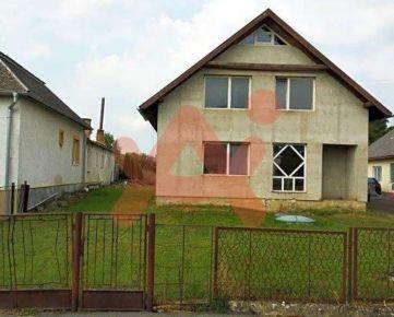 Predám rozostavaný dom v lokalite Jenkovce (ID: 101799)