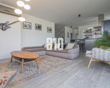 3 izbový štýlový byt v novostavbe (2018) na Matičnej s terasami  a  parkovacím miestom!
