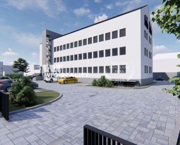 polyfunčná budova v centre mesta Žiliny