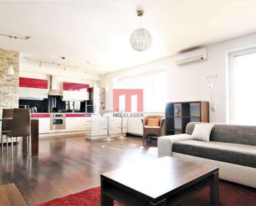 Na prenájom pekný, 3 izbový byt s dvoma balkónmi a vyhradeným parkovacím státím