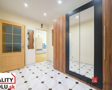 Znížená cena ! 2 izbový byt v Nitre po rekonštrukcií na predaj, Chrenová