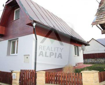 Tehlový rodinný dom, /337 m2/, Belá -Centrum