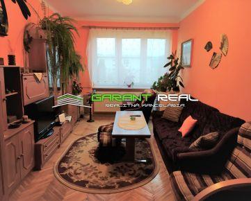 GARANT REAL - predaj 2 - izbový byt, 57 m2, Hviezdoslavova ulica, Giraltovce, okr. Svidník