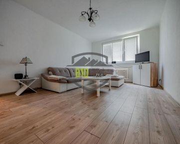 Nová ponuka- Zariadený- 2i byt v Centre- Nitra